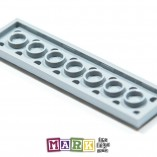 Pack of 2 New Lego 3034 2x8 Plate 4211406